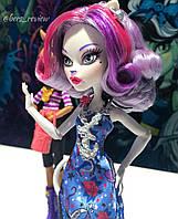 Monster High Shriekwrecked Shriek Mates Catrine Demew Doll Катрин Демяу из серии Кораблекрушение