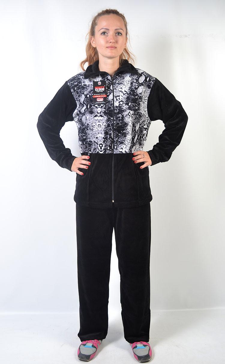 Велюровий жіночий спортивний костюм(шкіра змії) - Камала в Хмельницком 26eeb1d050590
