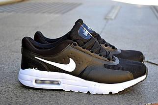 Кроссовки Nike Air Max Zero, черные, магазин обуви, фото 2
