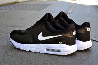 Кроссовки Nike Air Max Zero, черные, магазин обуви, фото 3