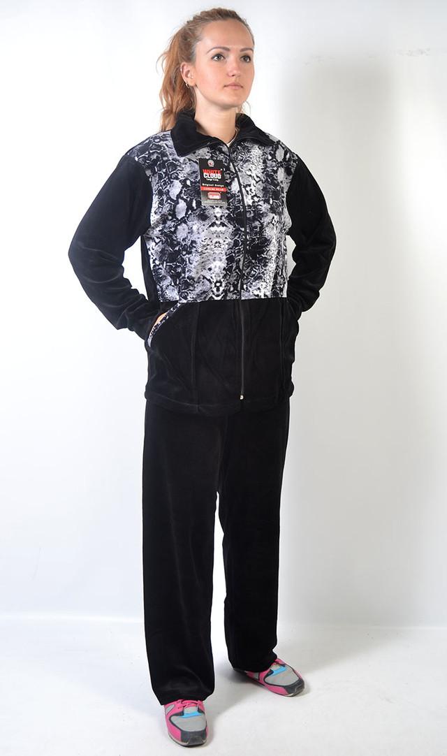 Велюровий жіночий спортивний костюм(шкіра змії) a116d0d8a7030