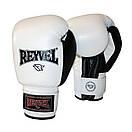 Боксерские перчатки Reyvel винил 14oz. , фото 6