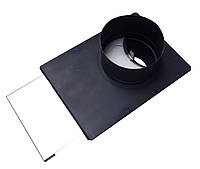 Шиберная заслонка для дымохода (2мм)