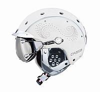 Горнолыжный шлем Casco SP-3 Limited Crystal white (MD 17)