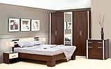 Шкаф 3Д Элегия  (Світ мебелів) 1375х550х2057мм, фото 2