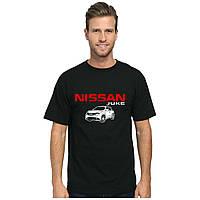 Футболка Nissan Jukе