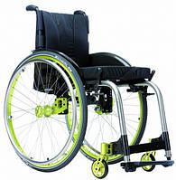 Инвалидная активная коляска Kuschall Champion со складной рамой (стоимость базовой комплектации)