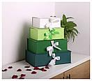 """Коробка """"книжка"""" для квітів і солодощів 35*22*10 см, фото 2"""
