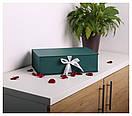 """Коробка """"книжка"""" для квітів і солодощів 35*22*10 см, фото 4"""