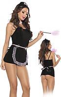 *Игровой костюм женский Горничная 60106