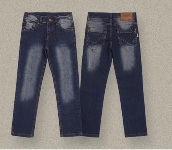 Штаны джинс для мальчика  ШР 417 Бемби