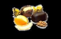 Конфеты &Дыня с волошским орехом в глазури& Премиум 1 кг. ( экранированная коробка)
