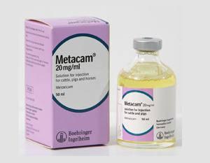 Метакам 50 мл Boehringer Ingelheim (Германия) нестероидный противовоспалительный препарат для ветеринарии