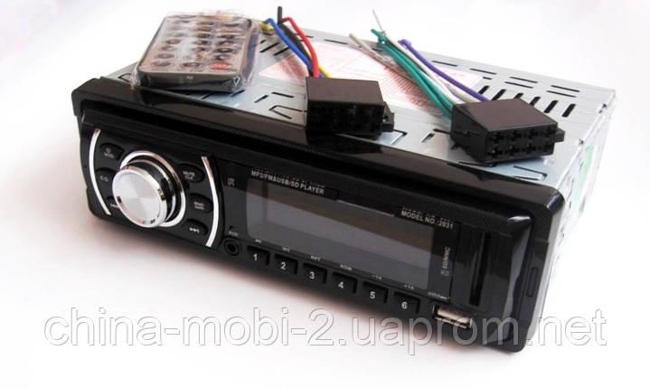 Автомагнитола Pioneer 2031 MP3/SD/USB/AUX/FM, фото 2
