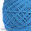 Украинская пряжа хлопок Ярослав, цвет 58 синий