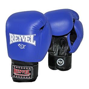 Боксерские перчатки Reyvel комбинированные 12oz.