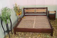 """Кровать двуспальная """"Магия Дерева"""". Массив - сосна, ольха, дуб."""