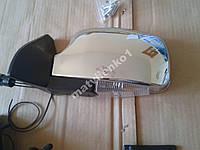 Зеркала на ваз 2104 -2107 тюнинг . хром