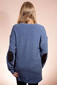 Женский свитер мужской стиль
