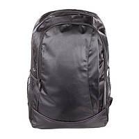 Мужской черный рюкзак среднего размера