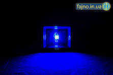 ЛЕД прожектор синий (50 Вт, ip 65)