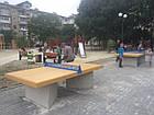 Стол теннисный бетонный №1, фото 2