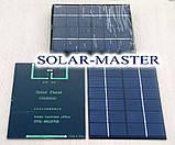 Солнечная панель 2 Вт 6V, фото 4