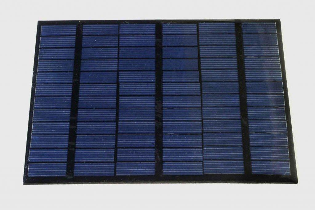 Солнечная мини-панель 3,5 Вт. 18 V