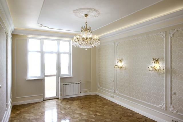 Классический дизайн интерьера Строительство Коттеджей, Домов в Украине