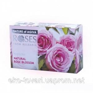 Мыло туалетное AGIVA ROSES с ароматом розы, 75 гр