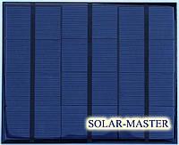 Солнечная мини-панель 3,5 Вт 6V, фото 1