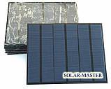 Солнечная мини-панель 3,5 Вт 6V, фото 2