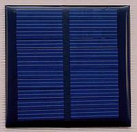 Солнечная мини-панель 0,6 Вт 5,5 V, фото 1