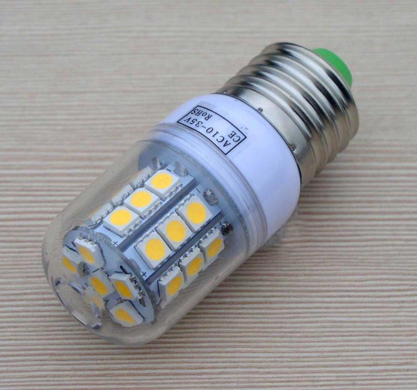 Светодиодные лампы AC/DC 12 Вольт, 5 Ватт
