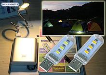Светодиодная USB лампочка. 5 Вольт, 1,5 Вт.