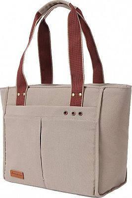Удобная сумка-холодильник KINGCAMP COOLER BAG 10л (KG3796) Brown, коричневый