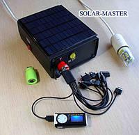 Солнечная походная электростанция S-3,5, фото 1