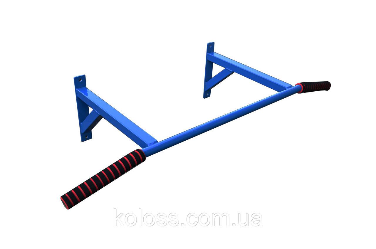 Турник настенный(синий) от TM Koloss-sport
