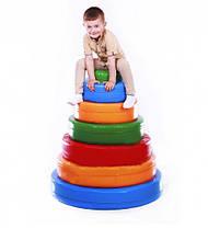 Модульный набор Kidigo Конструктор Пирамида, фото 2