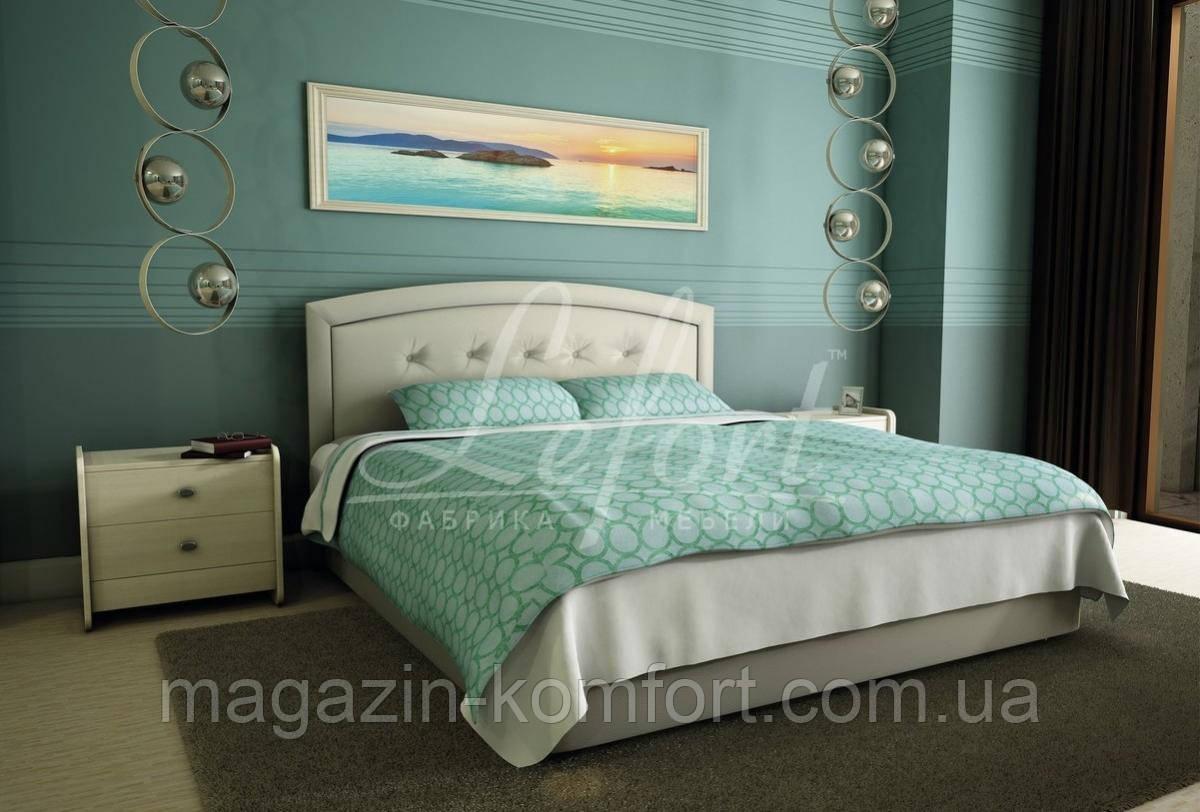 Кровать Амелия двуспальная
