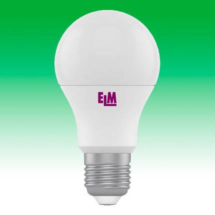 Светодиодная лампа LED 15W 2700K E27 ELM B70 (18-0012), фото 2