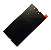 Дисплейный модуль для Sony C6602 C6603 C6606 L36h L36i L36a Xperia Z (black) Original
