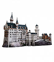 Картонная модель замок Neuschwanstein 157 Умная бумага