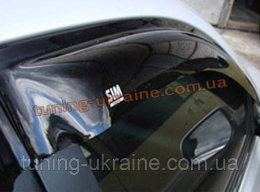 Дефлекторы боковых окон Sim для Chevrolet Lacetti Универсал 2004-13 - ООО Tuning Avto в Харькове