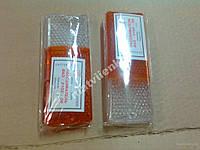 Стекло указателя поворота на ВАЗ  2103,2106 оранж