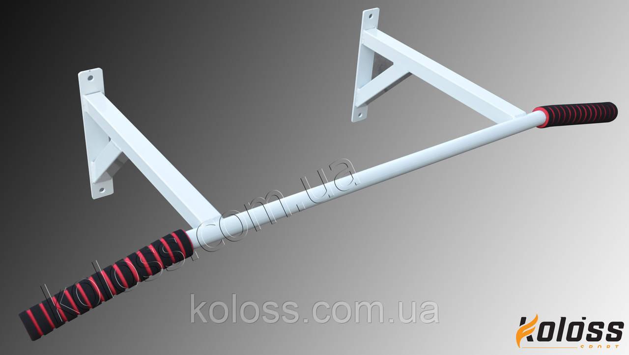 Турник настенный(белый) от TM Koloss-sport