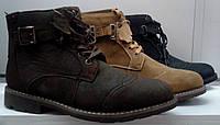 Зимние ботинки с пряжкой, фото 1