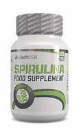Витамины и винералы BioTech Spirulina (100 tabs)