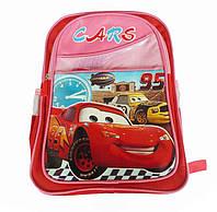 Дошкольный рюкзак для садика Машинка