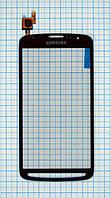 Тачскрин сенсорное стекло для Samsung i9295 Galaxy S4 Active black